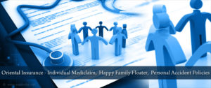 Health Insurance Covers Offered by Oriental Insurance