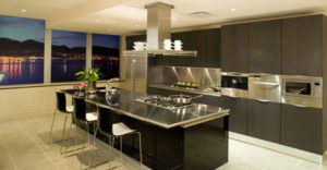 Modern Choice of Modern Kitchen for Mother