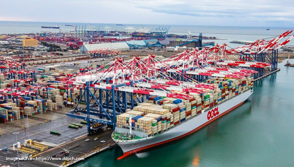 Here Are 4 Of the Most Important World Seaports And Their Cargo Capacities