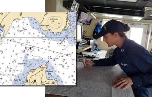 How Do We Make Nautical Charts?