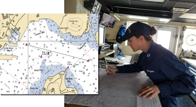 How Do We Make Nautical Charts?