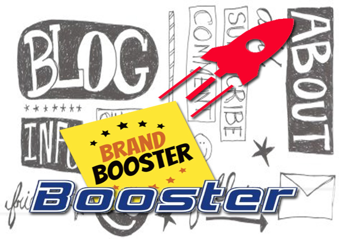 5 Brand Booster You Should Know