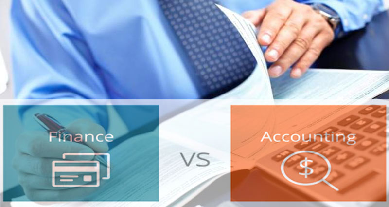 The Differences Between Accounting and Finance